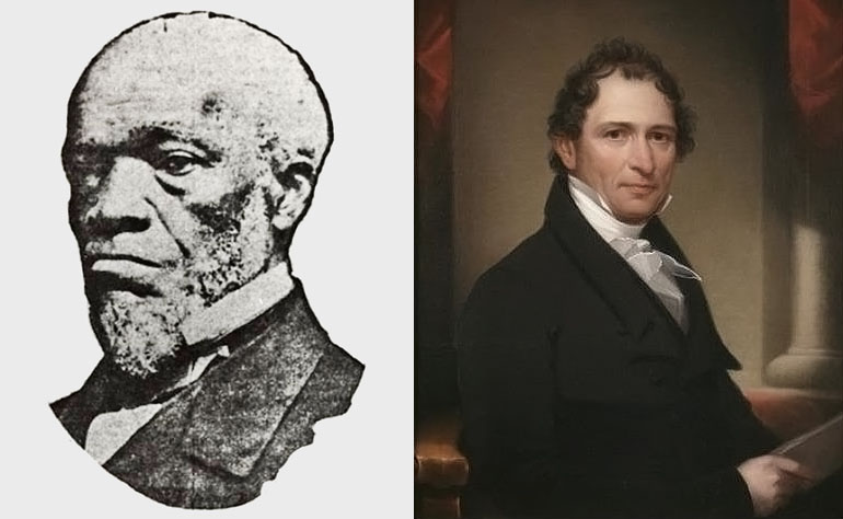 Thomas Downing and Clarkson Crolius