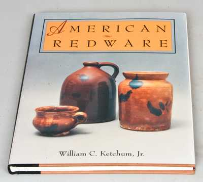 American Redware by William C. Ketchum, Jr.