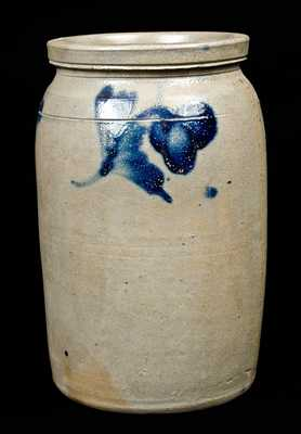 Pennsylvania Stoneware Jar, attrib. Grier, Chester County