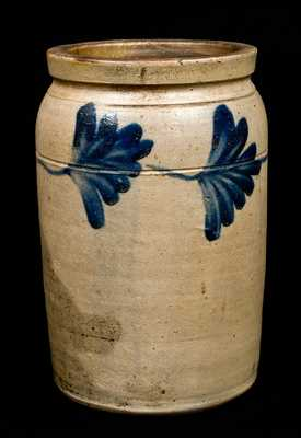 Philadelphia Stoneware Jar, attrib. Richard C. Remmey