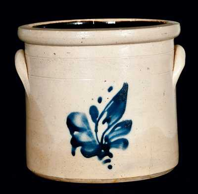 Northeastern U.S. Stoneware Crock