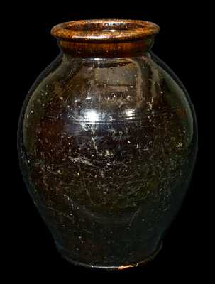 J M T & CO / LONDON, Ohio Jar (Morgantown, WV School)
