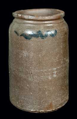 Stephen Sweeney, Henrico County, Virginia, Stoneware Jar