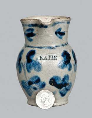 Miniature Baltimore 'KATIE' Stoneware Pitcher