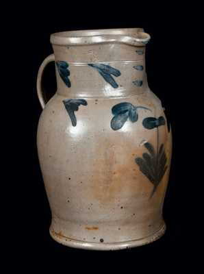 Grier, Chester County, Pennsylvania, Stoneware Pitcher