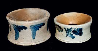 Lot of Two: Philadelphia Stoneware Spittoons