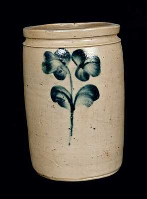 One Gallon Baltimore, MD Stoneware Jar