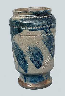 Stoneware Vase, Probably Seagrove, North Carolina, early 20th Century