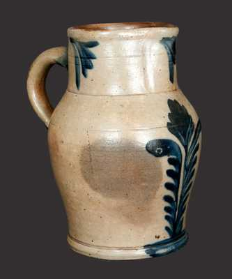 1/2 Gal. Stoneware Pitcher, Richard Remmey, Philadelphia