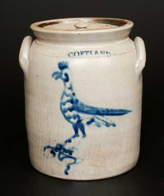 CORTLAND, New York, Stoneware