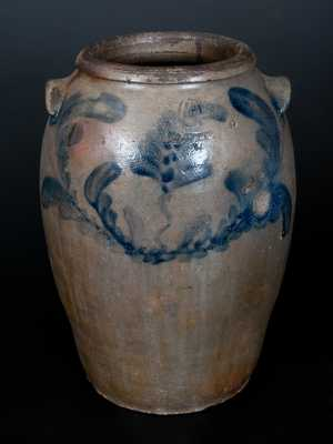 Scarce R. BTT / W (Richard Butt, Washington DC) Stoneware Crock
