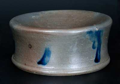 Stoneware Spittoon possibly R. J. Grier, Chester County, PA