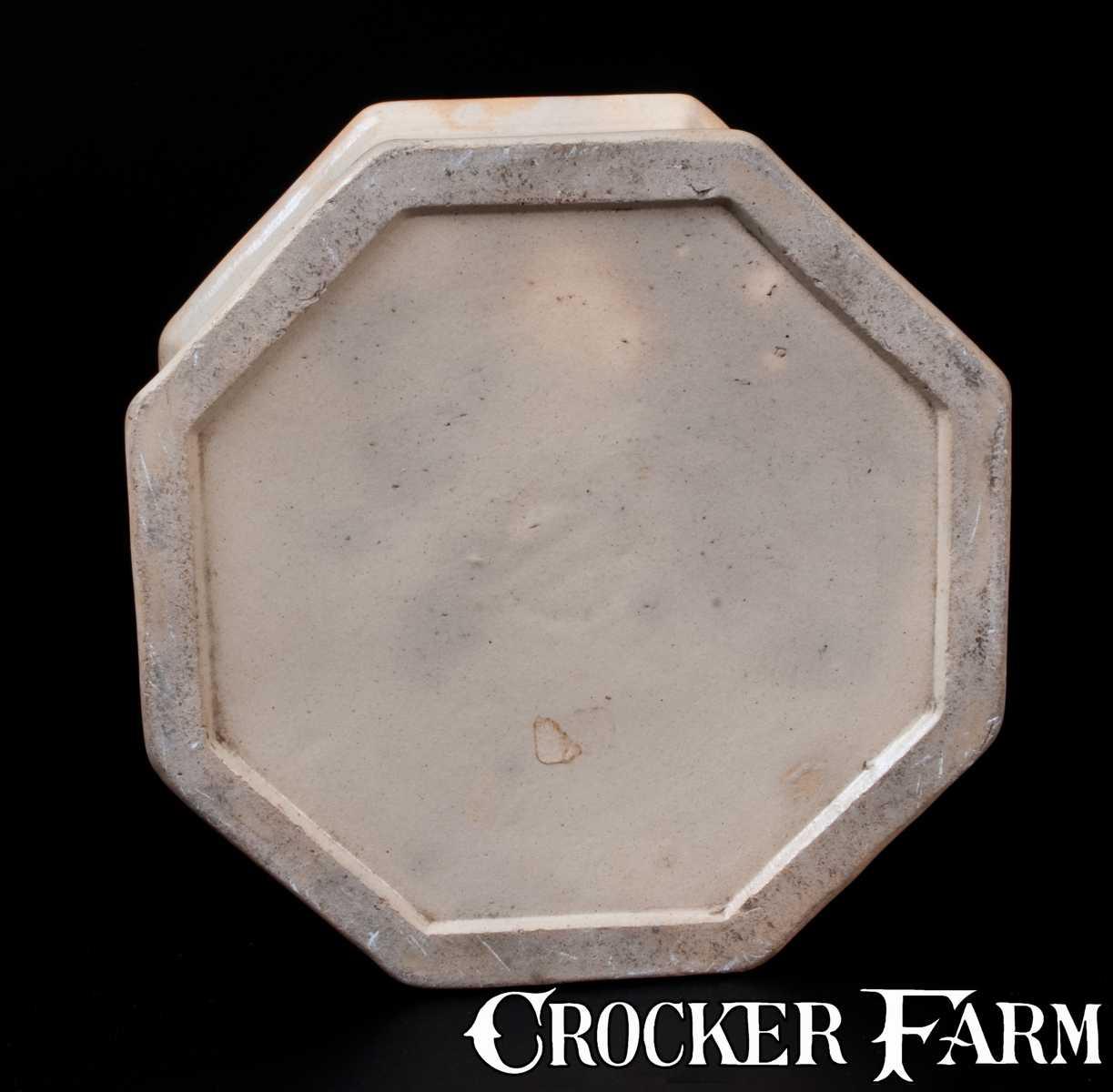 rare american pottery co jersey city nj salt glazed stoneware