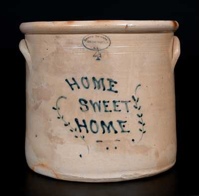 BROWN BROTHER , / HUNTINGTON, LI (Brown Brothers, Long Island) Stoneware