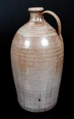 Fine J.D. CRAVEN, Moore County, NC Two-Gallon Stoneware Jug