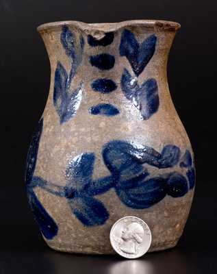Small-Sized James River Basin of Virginia Stoneware Pitcher