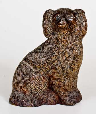 Ohio Sewertile Spaniel with Combed Fur