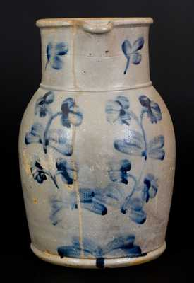 2 Gal. Baltimore Stoneware Pitcher, Baltimore, circa 1870