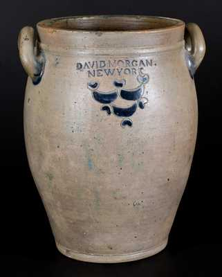 DAVID MORGAN / NEW YORK Stoneware Jar
