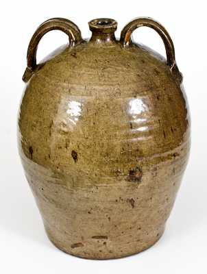 Crawford County, Georgia Seven-Gallon Double-Handled Jug