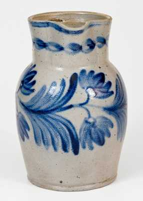 1/2 Gal. Stoneware Pitcher, Baltimore, MD, circa 1850