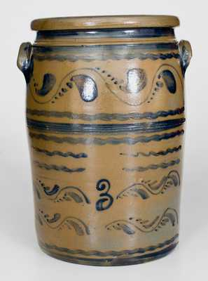 BOUGHNER / GREENSBORO / PA Three-Gallon Stoneware Jar