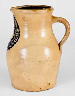 Fine LYONS (New York) Stoneware Pitcher