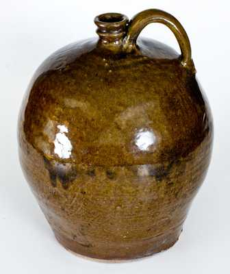 Dave, Stony Bluff Manufactory, Edgefield District, SC Stoneware Jug, Incised