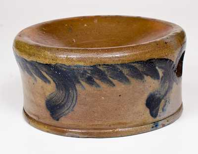 Stoneware Spittoon att. David Parr, Jr., Richmond, VA