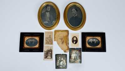 Important Kirkpatrick (Anna Pottery) Family Archive / Photographs