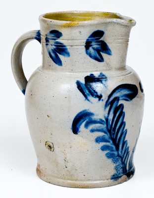 Half-Gallon Stoneware Pitcher att. Richard Remmey, Philadelphia, PA