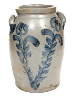Probably David Parr, Jr. Stoneware Jar (Baltimore or Richmond)