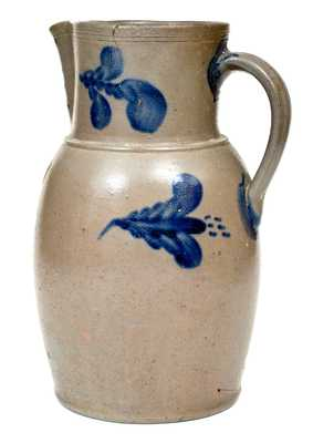 Fine W. H. LEHEW & CO. / STRASBURG, VA Stoneware Pitcher