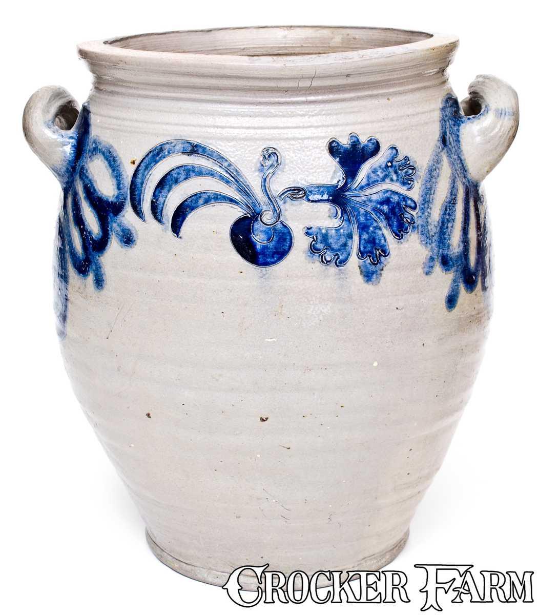 New Jersey Stoneware - Crocker Farm Stoneware Auction