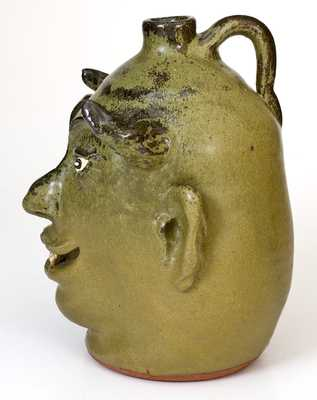 Rare Lanier Meaders Devil Jug