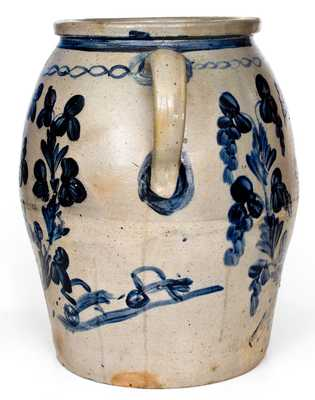 Ten-Gallon Baltimore Stoneware Jar
