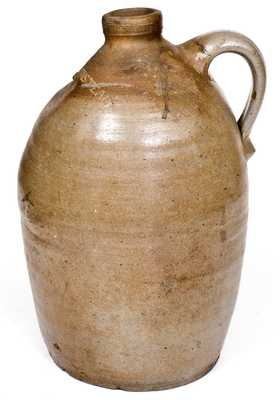 Unusual J.P. GRINSTEAD (Kentucky) Stoneware Jug