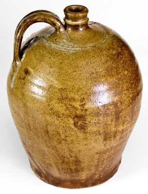 Exceptional Stoneware Jug by Dave, Inscribed