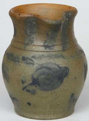 G.N. Fulton, Alleghany County, Virginia, Stoneware Pitcher