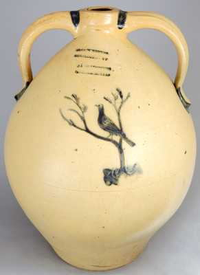 JULIUS NORTON / BENNINGTON, VT Stoneware Presentation Cooler