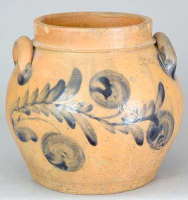 Rockingham County, Virginia, Stoneware Jar, probably Coffman Family