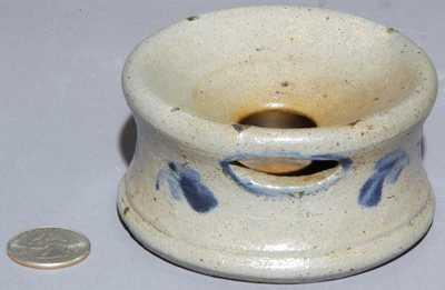 Miniature Baltimore Stoneware Spittoon