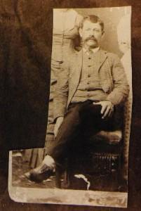 John L. Stone. Probably taken sometime circa 1890.