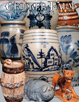 March 19, 2016 Stoneware & Redware Auction