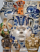 March 25, 2017 Stoneware & Redware Auction
