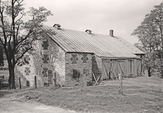 The Gorsuch Barn circa 1936
