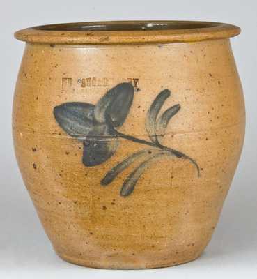 SUGARVALEY / PA (Sugar Valley) Stoneware Cream Jar