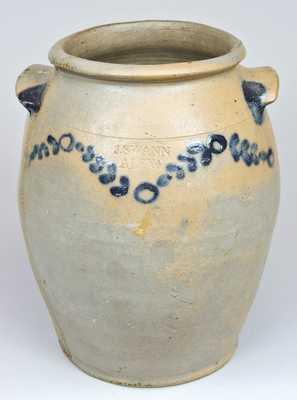 J. SWANN / ALEXA Alexandria Stoneware Jar