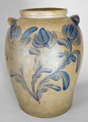 JOHN WALKER, Washington, DC Stoneware Three-Gallon Jar