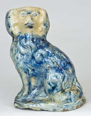 Ohio Stoneware Dog Figure